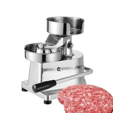 Stuffed Hamburger Press Forming Machine Beef Burger Patty Maker