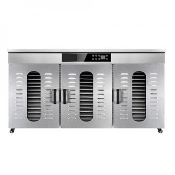 Ce Auto Industrial Fish Pork Jerky Meat Vegetable Fruit Food Drying Machine