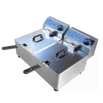 Electric Small Double Sided Deep Fish Grease Fryer