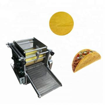 Auto restaurant chapati naan canai mexican tacos maker commercial corn tortilla making machine