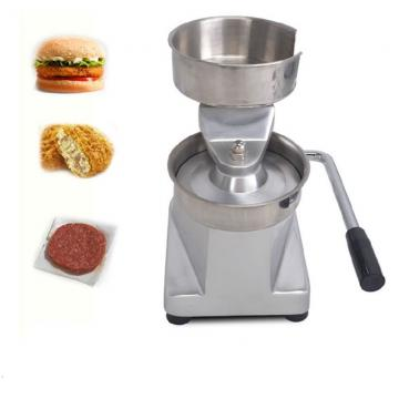 Shop Use Burger Patty Forming Machine Meat Pie Maker