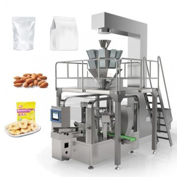 Automatic Grain Rice Popcorn Weighing Filling Sealing Packaging Machine for Cereal Wheat Food