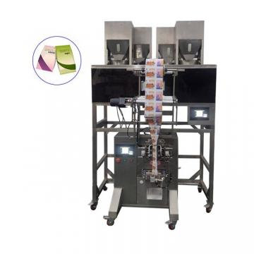 Automatic Thermoforming Vacuum Map Packaging Machine for Pinenuts Weighing Filling System