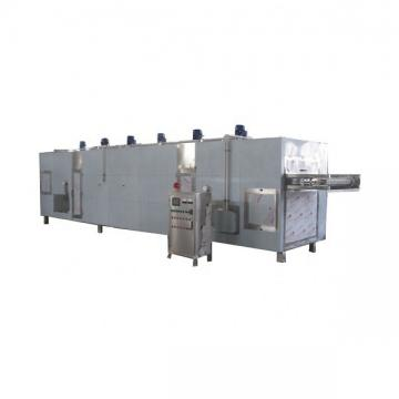 Industrial Conveyor Belt Type Microwave Dryer for Herbs Leaves Tea