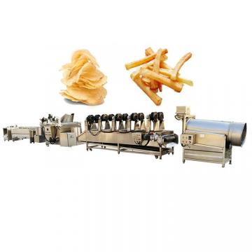 Commercial Potato Flakes Maker Machine French Fries Cutting Machine with Factory Price