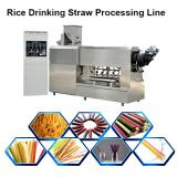 Fast speed PLA biodegradable plastic straw automatic drinking straw making machine for bar
