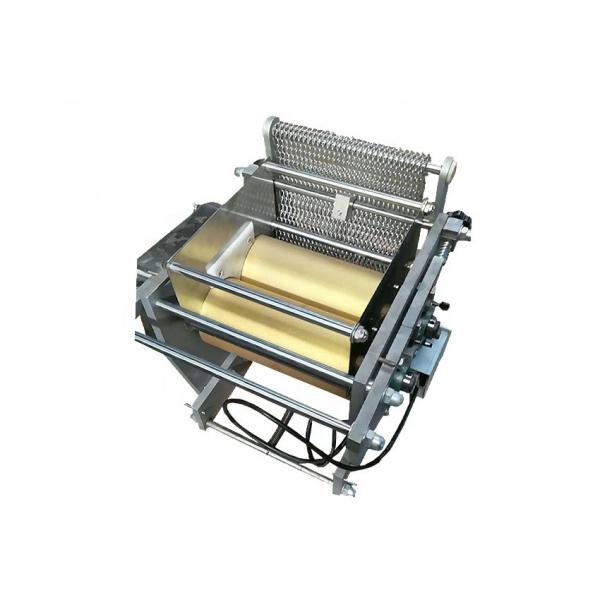 8-18CM size automatic mexican tortillas making machine #1 image