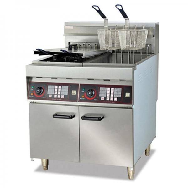 16L Double Electric Fryer Good Price Fryer for Wholesale #1 image