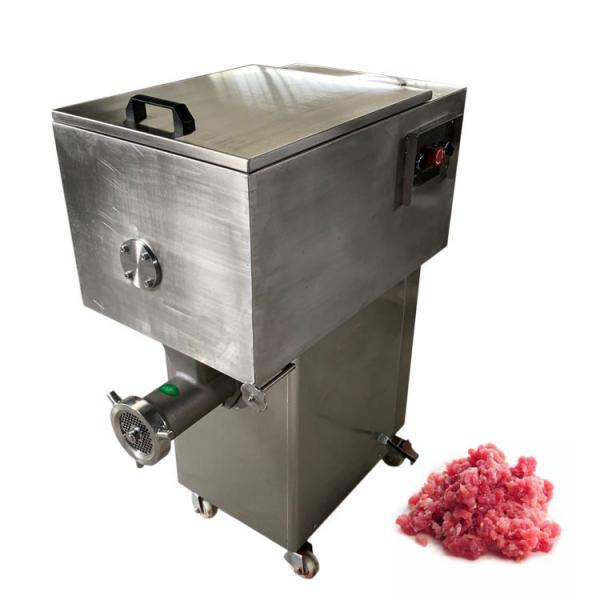 1000kg/H Restaurant Stainless Steel Commercial Industrial Electric Meat Grinder #1 image