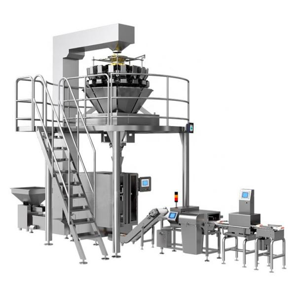 Automatic Edible Oil Straight Weighing Filling Machine (S-ZCG) #1 image