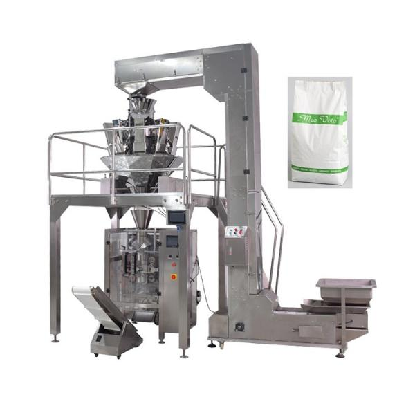 Automatic Dry Pasta Packing Machine with Auto Weighing 620c #1 image