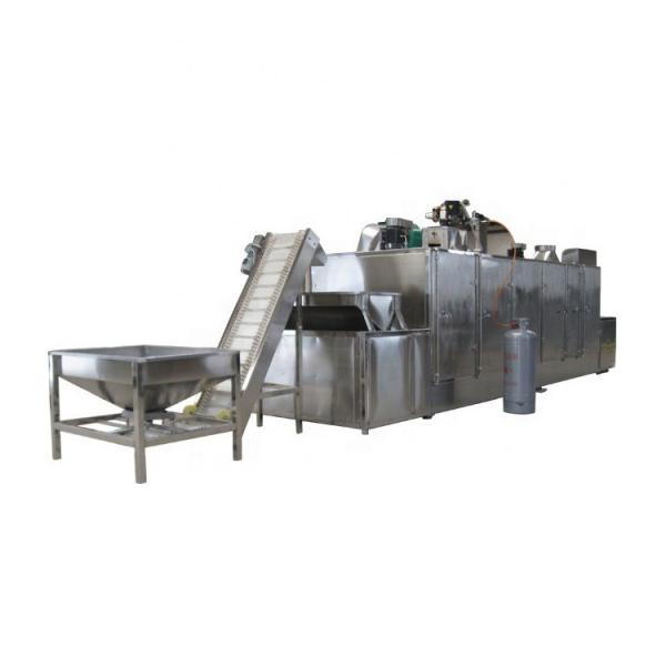 Automatic High Efficient Industrial Wood Microwave Dryer #1 image