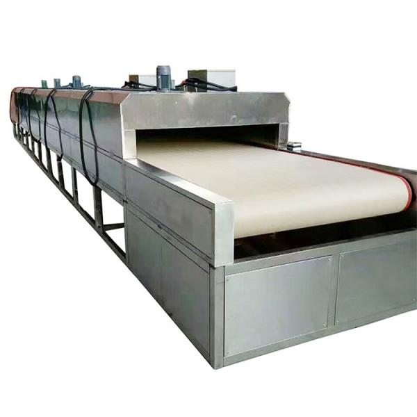 Automatic High Efficient Industrial Wood Microwave Dryer #3 image