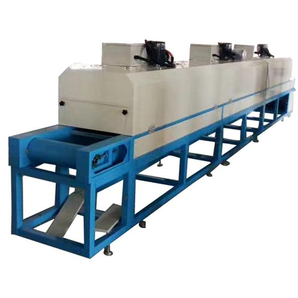 Large Industrial Continuous Microwave Dryer with Belt Conveyor #2 image