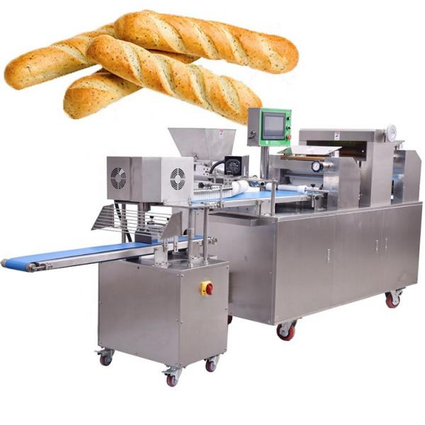 Industrial Twin Screw Extruded Bread Crumbs Snack Food Production Line Manufacturer #2 image
